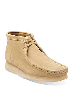 Clarks Wallabee Lace-up Boot