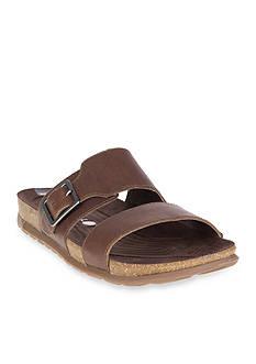 Merrell Downtown Slide Buckle Slip on Sandals