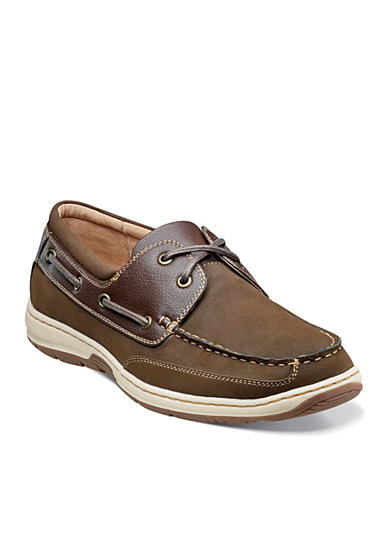 Nunn Bush Outrigger Boatshoe