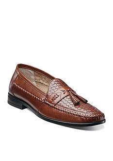 Nunn Bush Stafford Woven Slip-On - Available in Extended Sizes - Online Only