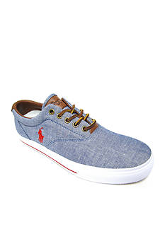 Polo Ralph Lauren Vaughn Lace-Up Oxford - Extended Sizes Available