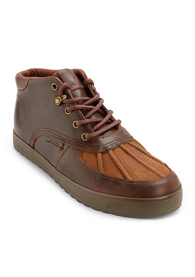 Polo Ralph Lauren Radus Mid Top Shoe
