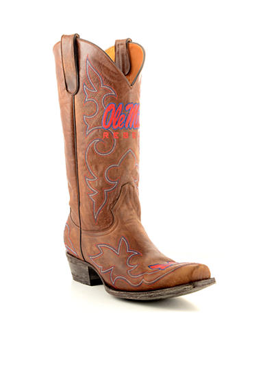 Gameday Boots Men's University of Mississippi Boot
