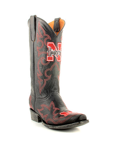 Gameday Boots Men's University of Nebraska Boot