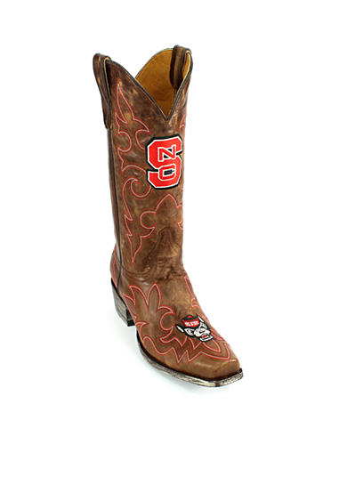 Gameday Boots Men's North Carolina State University Boot