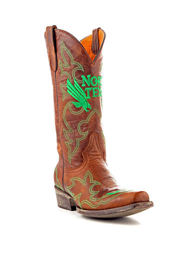 Gameday Boots Men's University of North Texas Boot