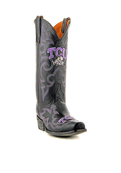 Gameday Boots Men's Texas Christian University Boot             <br>