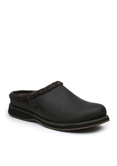 Simple bravado slip on clog belk for Minimalist house slippers