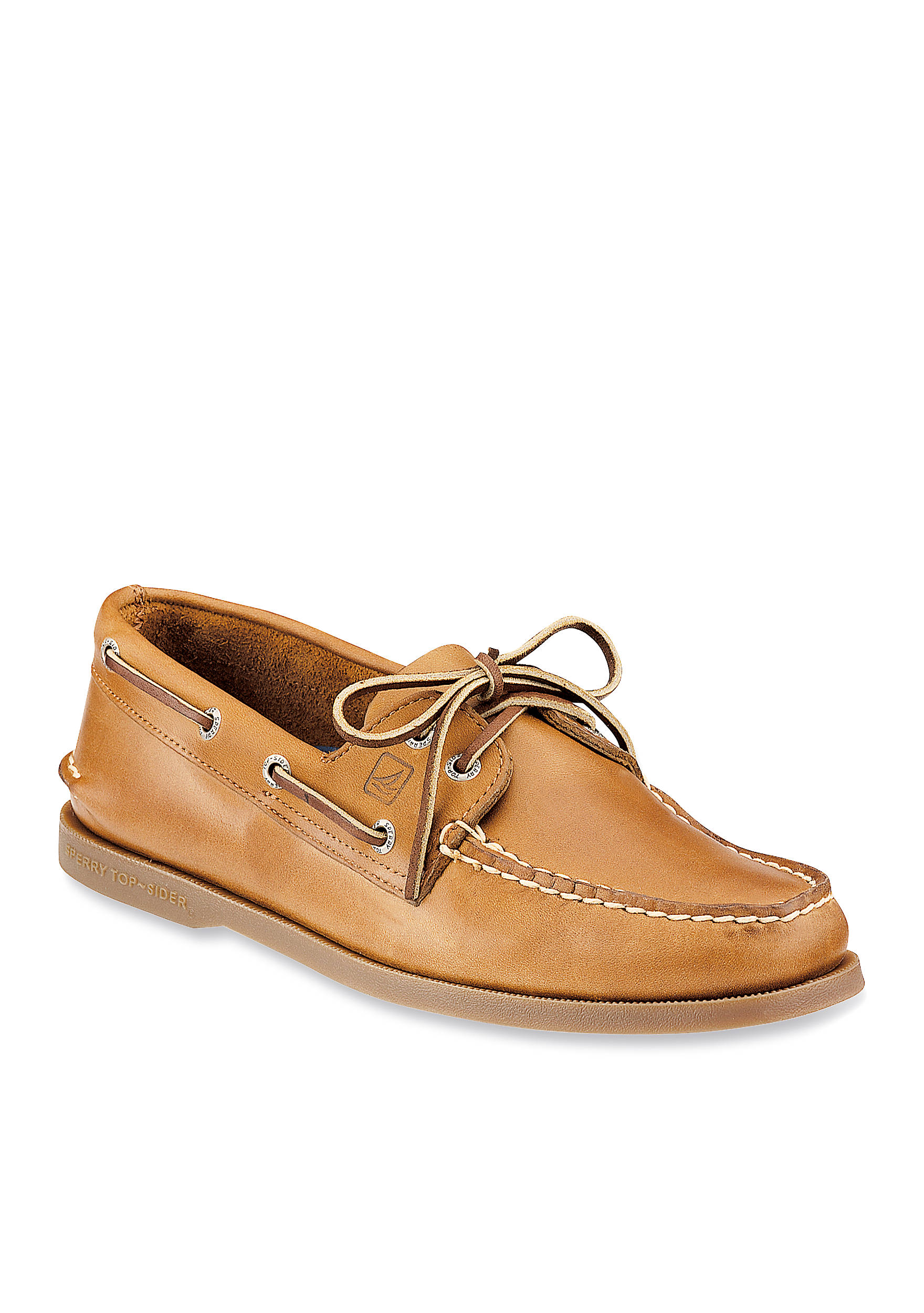 A O Sahara Casual Boat Shoe Extended Sizes Available
