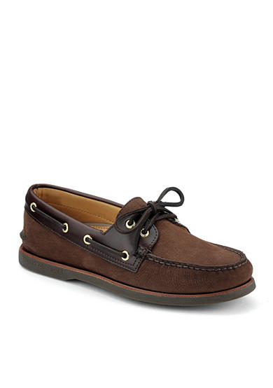 Sperry® Gold A/O 2-Eye Boat Shoe