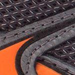 Shoes: Men's Sale: Orange/Silver/Black FILA USA Men's Quadrix Running Shoe