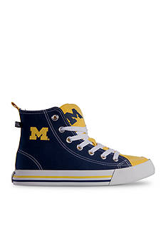 SKICKS™ University of Michigan Men's High Top Shoes