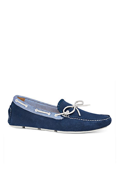 Jack Rogers Paxton Suede Slip Ons Driver