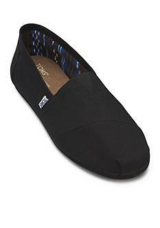 TOMS Classics Black Shoe