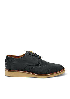 TOMS Brogue Ash Oxford Shoe