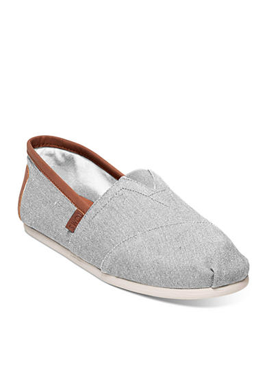 TOMS® Frost Chambray Seasonal Slip-On