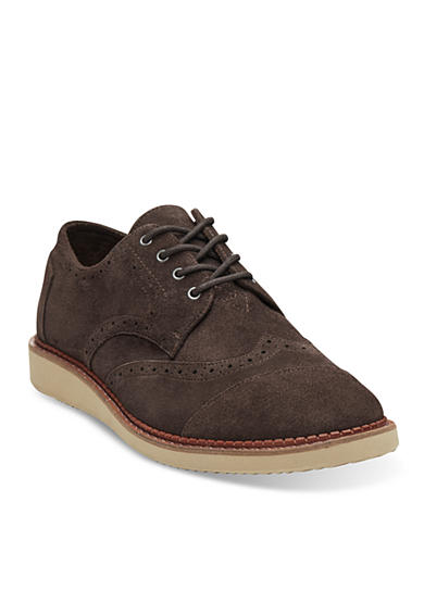 TOMS® Brogue Oxford Shoes
