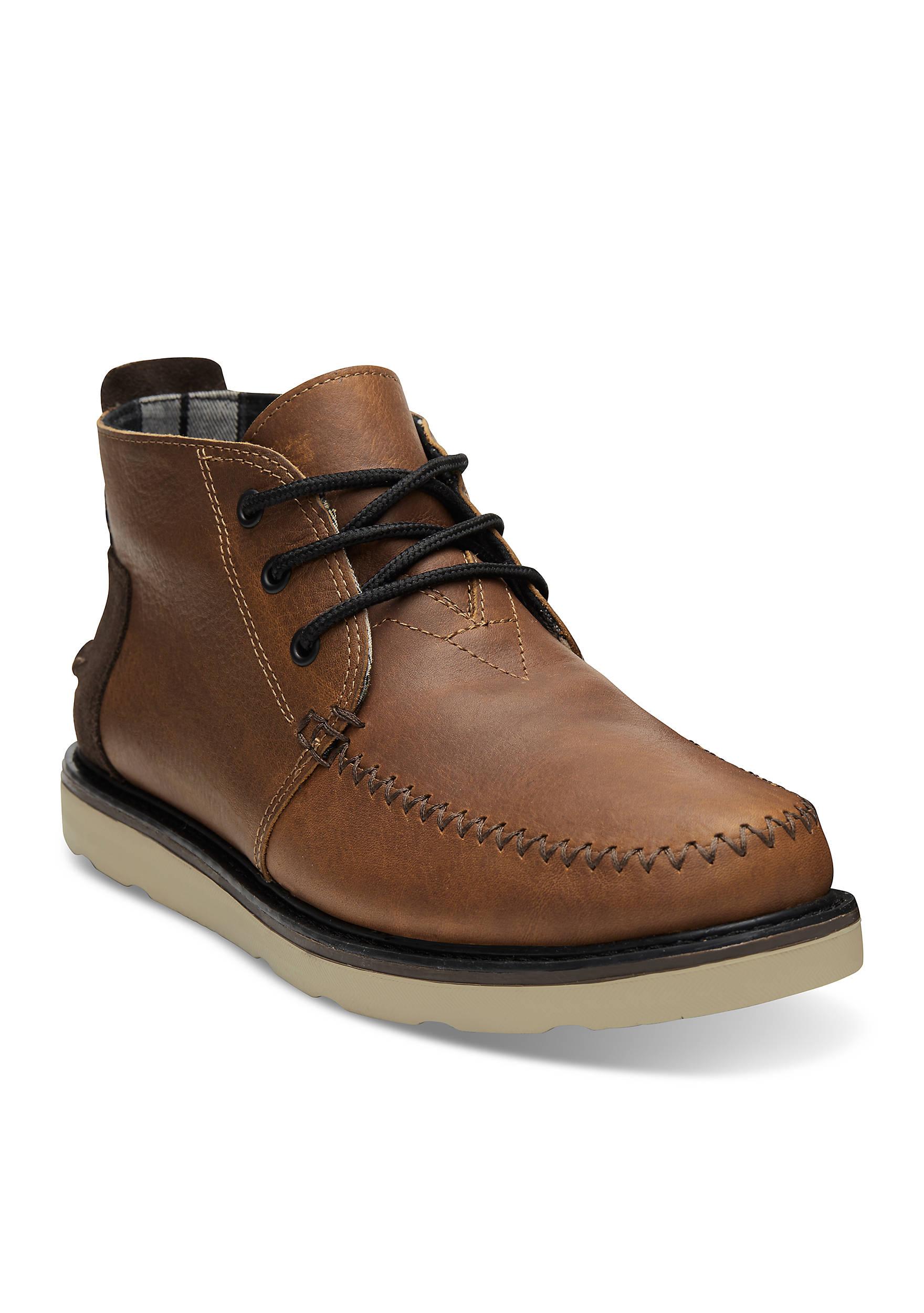 TOMS® Waterproof Chukka Boots | belk