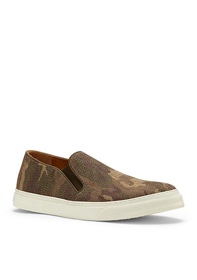 Vince Camuto Quincie Camouflage Slip On Sneakers