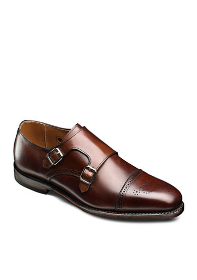 Allen Edmonds St. John's Double Monk Strap