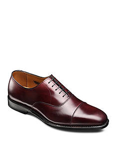 Allen Edmonds Exchange Place Cap-toe Oxfords