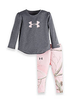 Under Armour Big Logo Camo Set