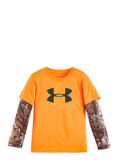 Under Armour Big Logo Slider Tee Toddler Boys