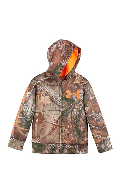 Under Armour® Camouflage Hoodie Toddler Boys