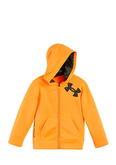 Under Armour® Solid Hoodie Toddler Boys