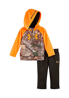 Under Armour Logo Tree Hoody Set