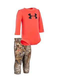 Under Armour® Big Logo Real Tree Set