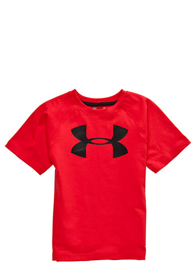 Under Armour® Big Logo Tee Toddler Boy