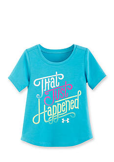 Under Armour That Just Happened Tee