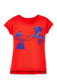 Under Armour Jumbo Fill Tee Toddler Girls