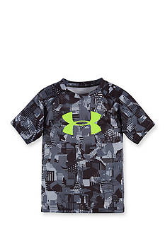 Under Armour® Anaglyph Big Logo Tee Toddler Boys