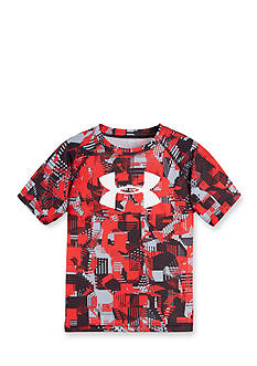 Under Armour Anaglyph Big Logo Tee Toddler Boys