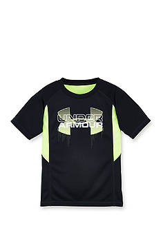 Under Armour® Matrix Big Logo Tee Toddler Boys