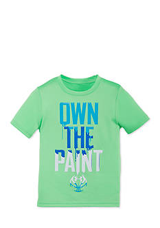 Under Armour® 'Own the Paint' Tee Toddler Boys