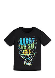 Under Armour® 'About To Go Off' Tee Toddler Boys