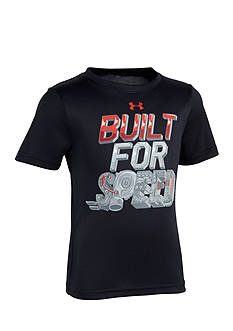 Under Armour® 'Built For Speed' Tee Toddler Boys