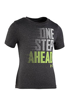 Under Armour® 'One Step Ahead' Tee Toddler Boys