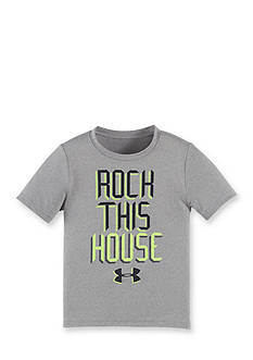 Under Armour® 'Rock This House' Tee Toddler Boys