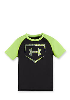 Under Armour® Geo Home Base Tee Toddler Boys