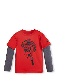 Under Armour Machine Slider Shirt Toddler Boys