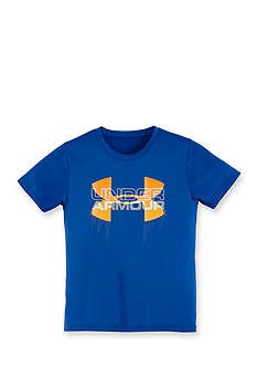 Under Armour® Big Logo Iteration Tee Toddler Boys