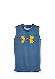 Under Armour® Mega Micro Camo Tank Top Toddler Boys