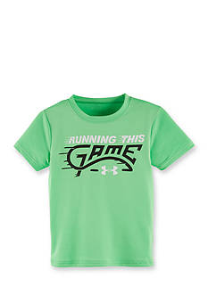 Under Armour® Running This Game Tee Toddler Boys