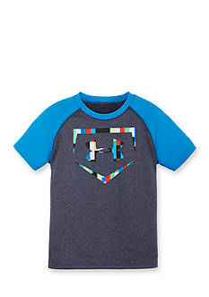 Under Armour® Pixel Zoom Home Plate Tee Toddler Boys