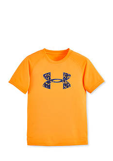 Under Armour® Big Logo Micro Camo Tee Toddler Boys