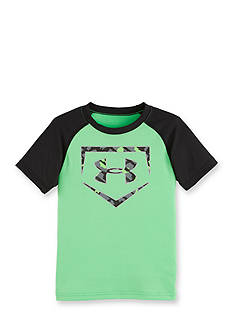Under Armour® Homerun Baseball Tee Toddler Boys
